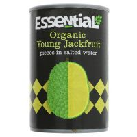 Essential Trading Organic Jackfruit in Salted Water 400g